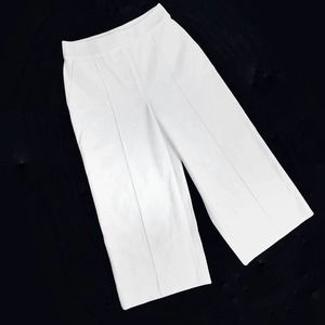 Size 2(XS) New KATE SPADE White Culottes Spring
